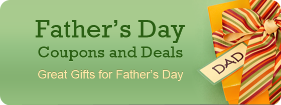 Father's Day Extra Cash Back Event