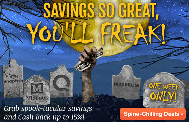 Savings So Great You'll Freak