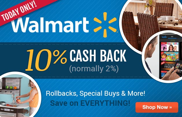 Walmart One Day Savings Event